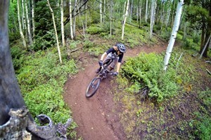 Breckenridge Ski Resort :: We offer mountain biking lessons, rentals and guided tours.  Come ride this incredible terrain!