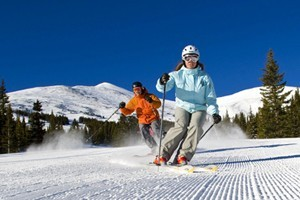 Breckenridge Ski Resort :: With over 2,901 skiable acres across 5 incredible peaks and a charming mining town, Breck is one of the most beloved ski resorts in North America.