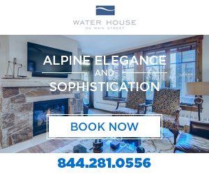 Water House on Main, by Wyndham : Alpine Elegance and Sophistication.