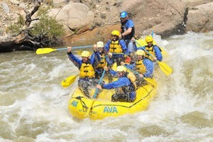 Get 20% off your Overnight Adventure with AVA! :: Indulge in some of the best whitewater in Colorado with AVA! Book now and save 20% on Overnight Adventures. Make lasting memories on the river - we'll take care of the rest.