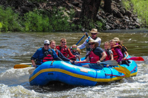 MAD Adventures Whitewater Rafting