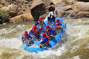 Dvorak Expeditions - Arkansas River Rafting