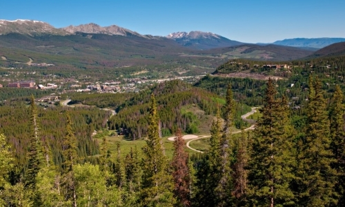 Breckenridge Colorado Drives
