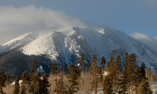 Silverthorne Colorado Mountains