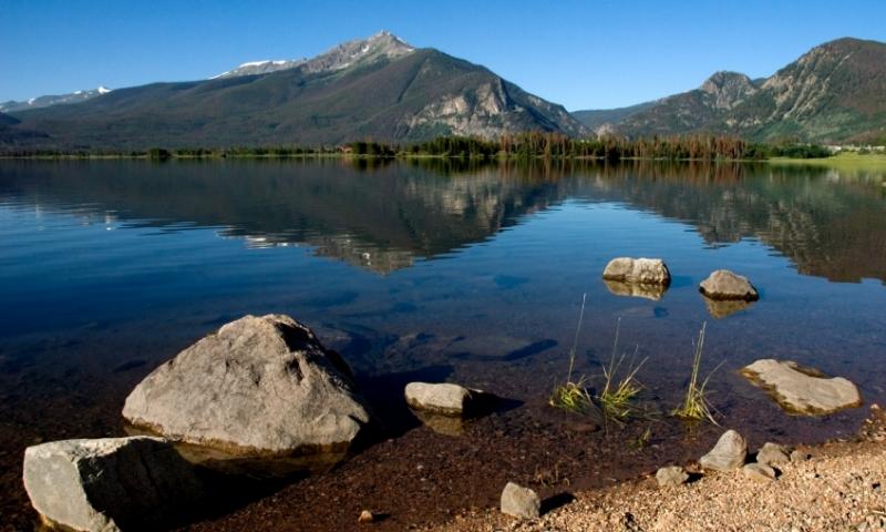 Lake Dillon Reservoir