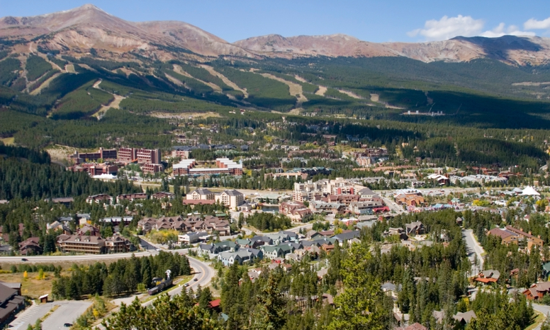 Breckenridge Travel