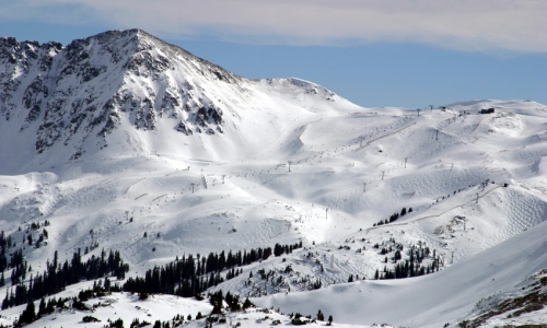 A Basin Ski Resort