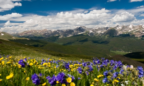 Breckenridge Colorado Attractions Ten Mile Range