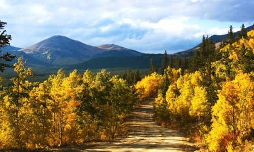 Breckenridge Colorado Tourism Boreas Pass