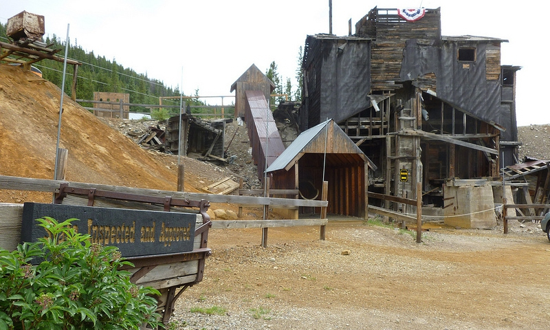 Breckenridge Country Boy Mine