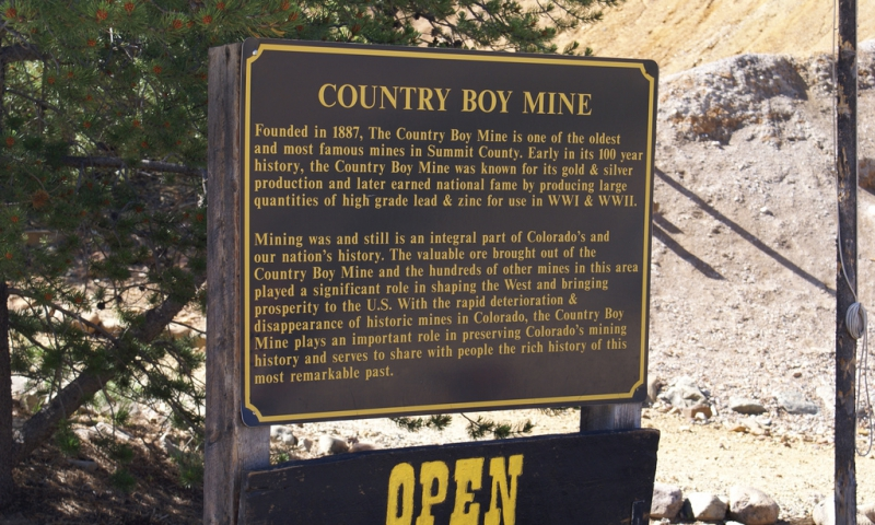 Country Boy Mine