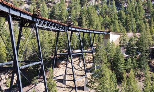 Georgetown Railroad Colorado