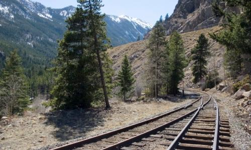 Georgetown Colorado Train