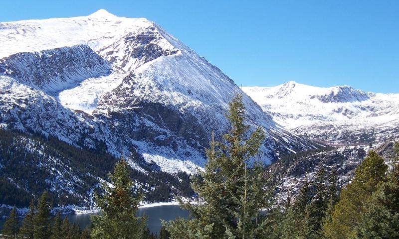 Hoosier Pass Colorado Alltrips