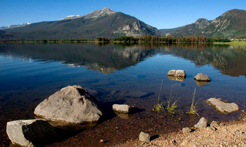 Lake Dillon Reservoir