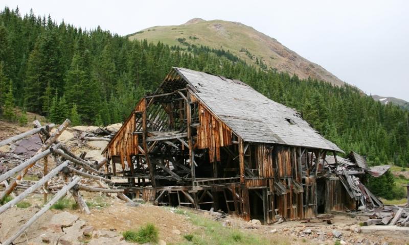 Pennsylvania Mine at Montezuma
