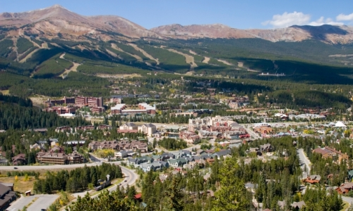 Breckenridge Colorado Downtown