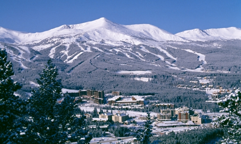 Breckenridge in Winter