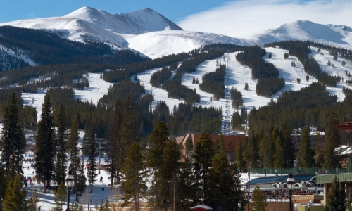 Breckenridge Resort Colorado