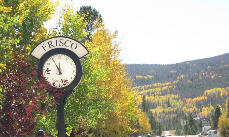 Downtown Frisco Colorado
