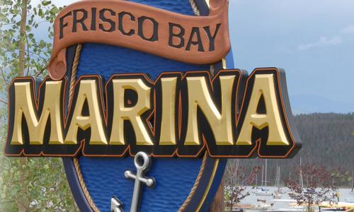 Frisco Bay Marina Colorado