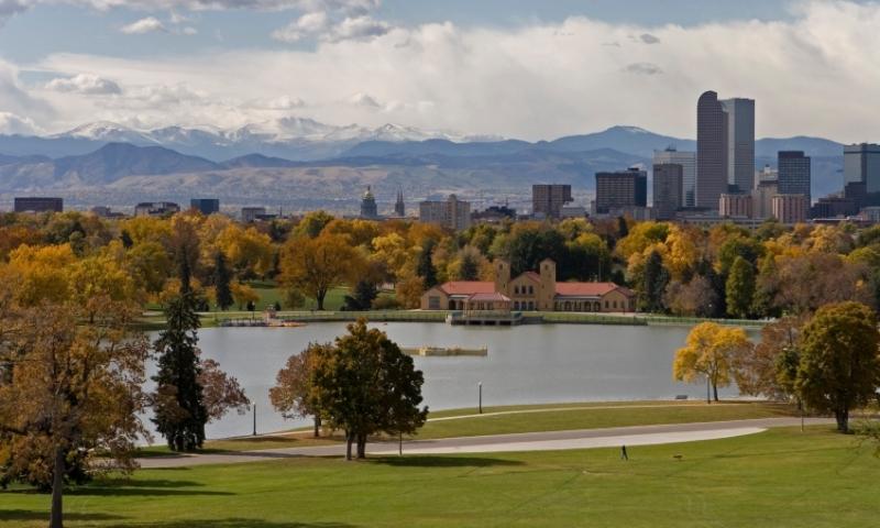Denver Colorado Downtown