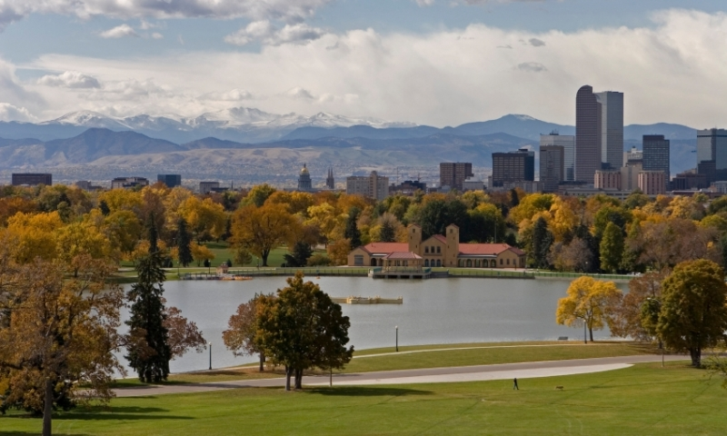 Denver Colorado Downtown