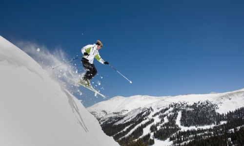 Loveland Pass Ski Resort