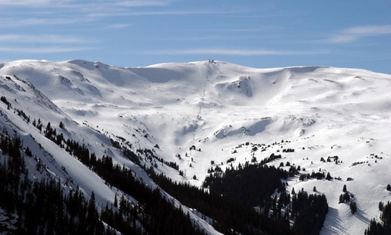 Loveland Pass Ski Area