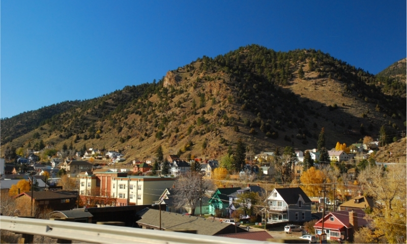 Idaho Springs Colorado
