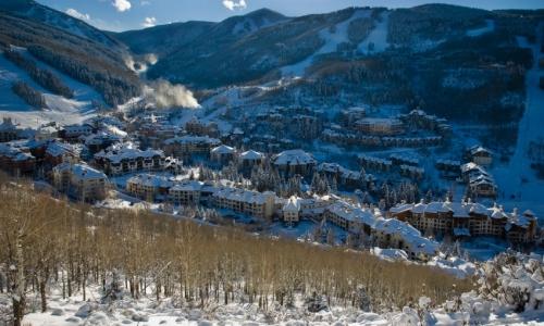 Beaver Creek Village Colorado
