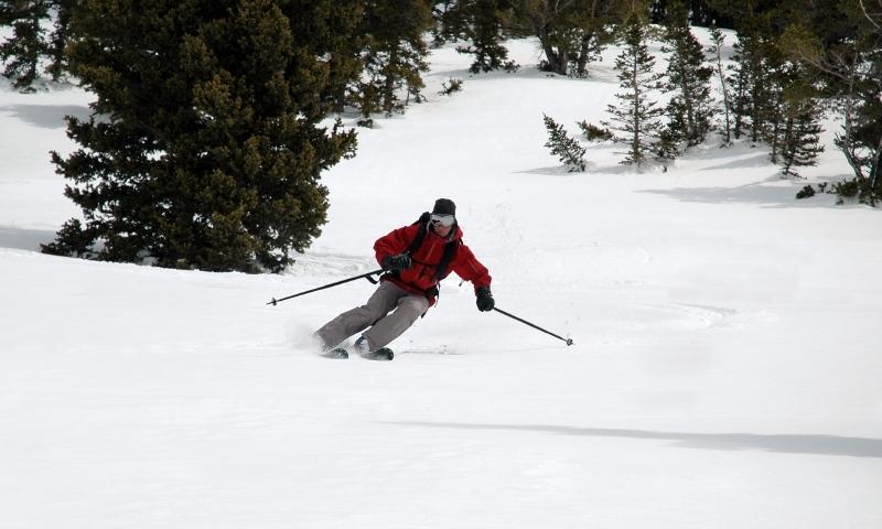 Breckenridge Colorado Backcountry Telemark Skiing Alltrips