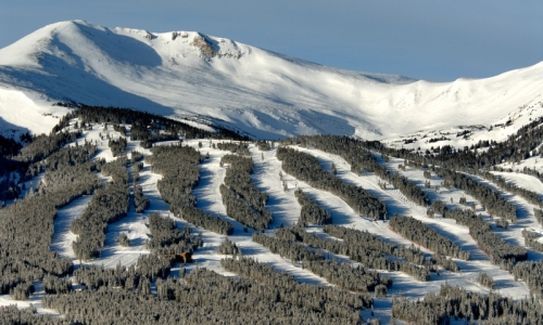 Skiing Breckenridge Colorado
