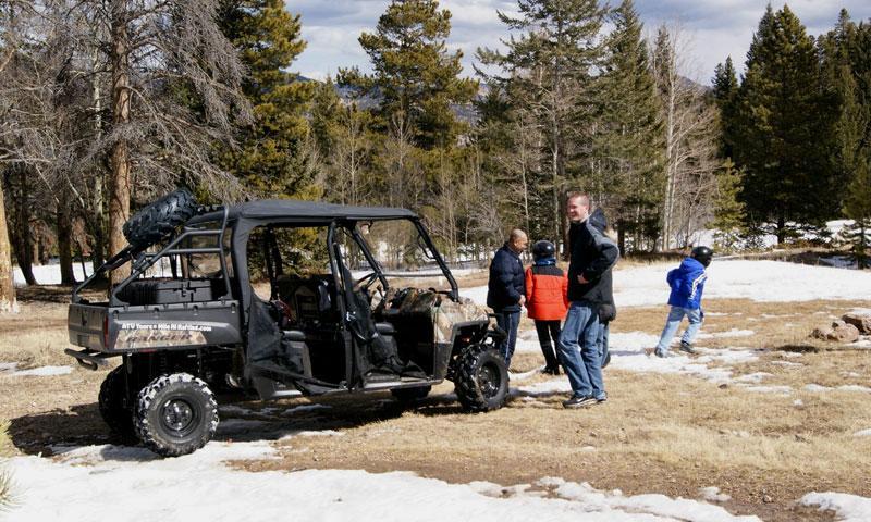 Breckenridge Colorado Offroad