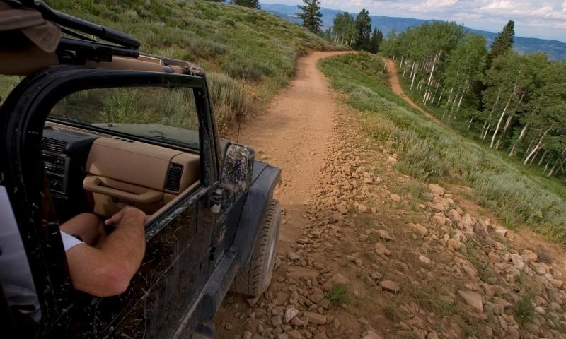 Breckenridge Colorado Jeep Tours