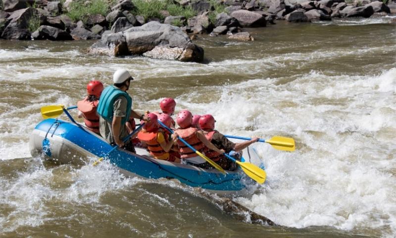 Colorado River Boating