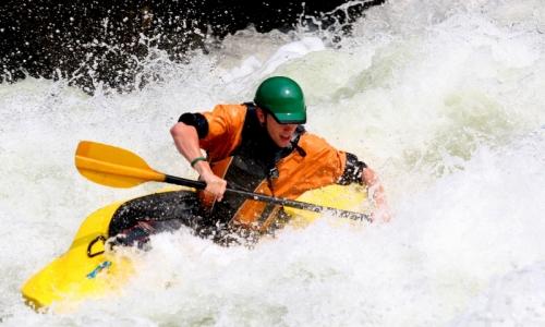 Breckenridge Colorado Kayak