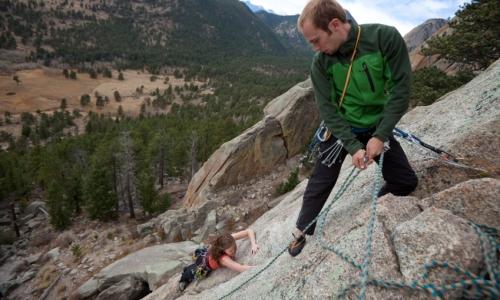Breckenridge Climbing
