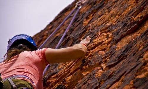Breckenridge Rock Climbing