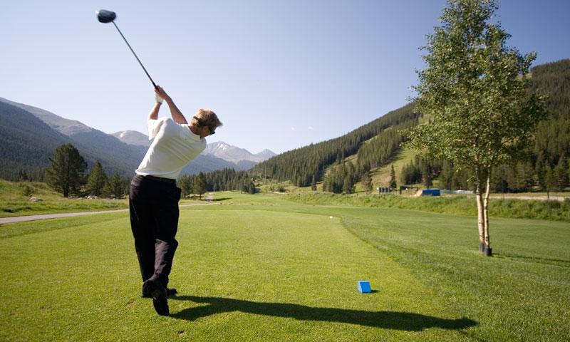Copper Mountain Colorado Golf