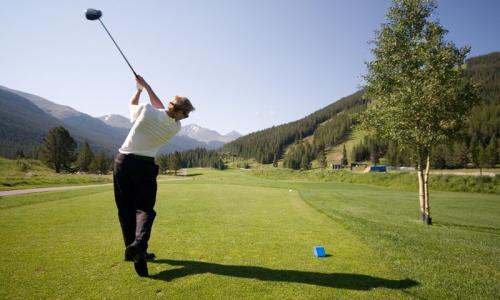 Copper Mountain Colorado Golf