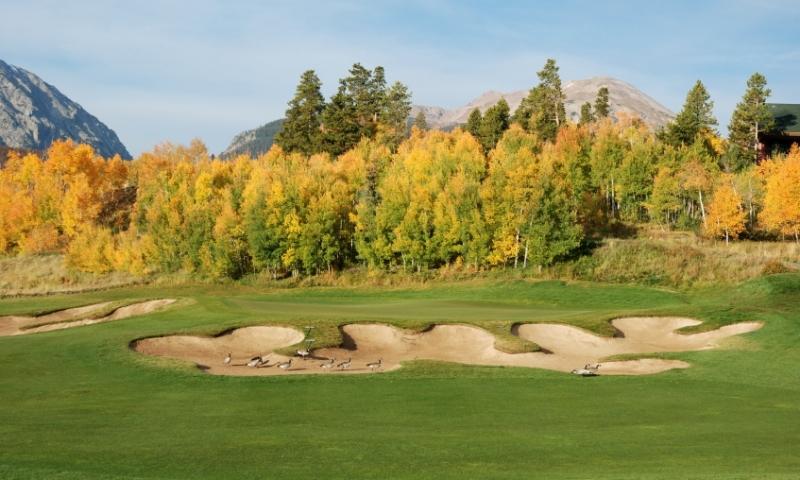Breckenridge Colorado Golf