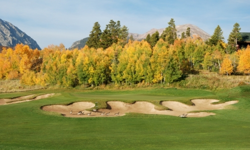 Breckenridge Colorado Golf