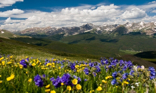 Breckenridge Colorado Backpacking