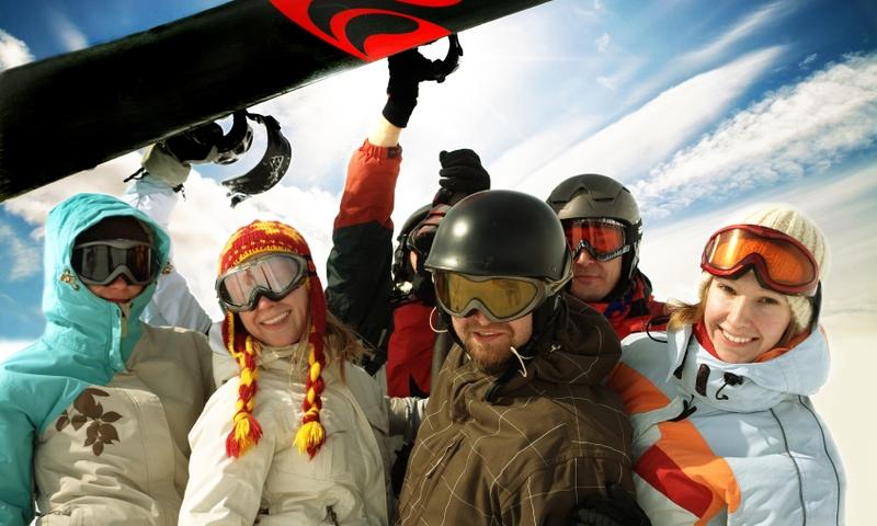 Breckenridge Colorado Kids Skiing