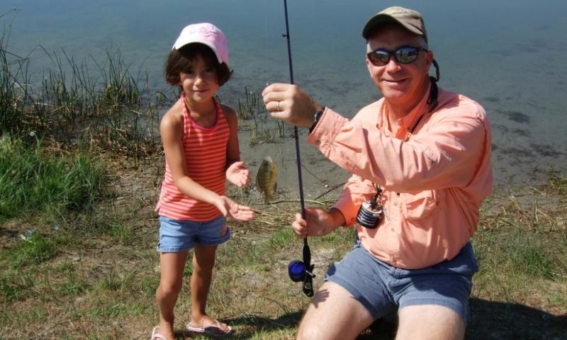 Breckenridge Kids Fishing