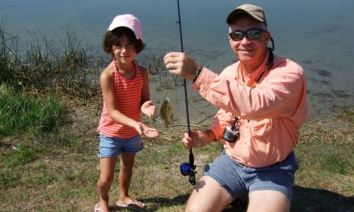 Breckenridge Kids Fishing