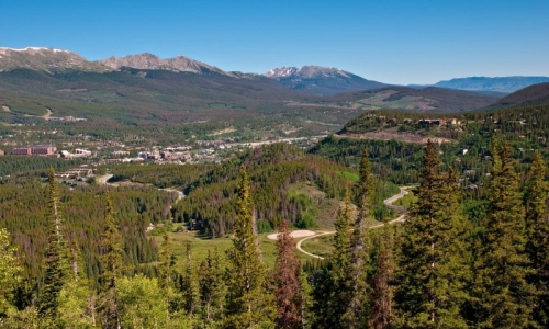 Breckenridge Colorado Motorcycle Routes