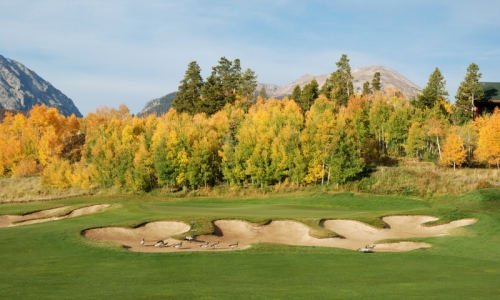 Breckenridge Recreation Golf Course