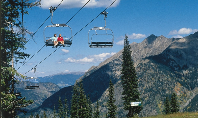 Scenic Chairlift Ride at Copper Mountain